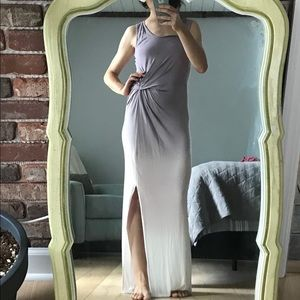 YFB | Joanna Orchid Ombre Maxi